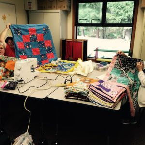 HUGGS Baby Quilters