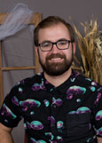 Nathan Himes, Director of Youth and Family Ministries